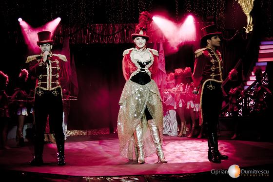 Incepe spectacolul la Circul Bucuresti