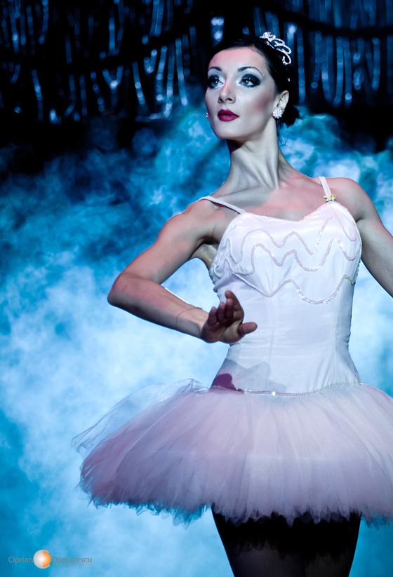 Gratie de balerina