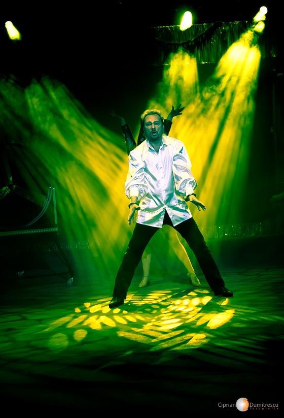 Magicianul de la circ