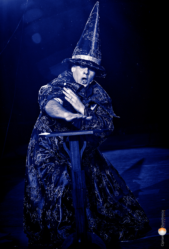 Magic show la circ