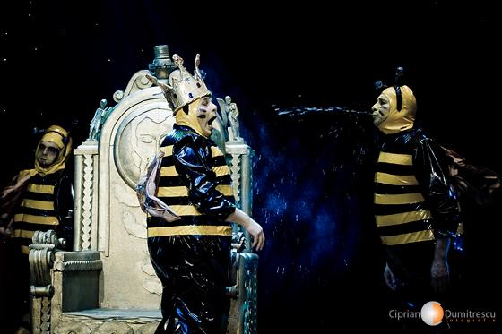 Cearta albinelor la circ