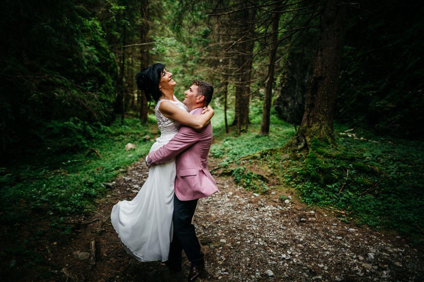 Sesiune foto dupa nunta - Vero & Dani - Valea Scorota