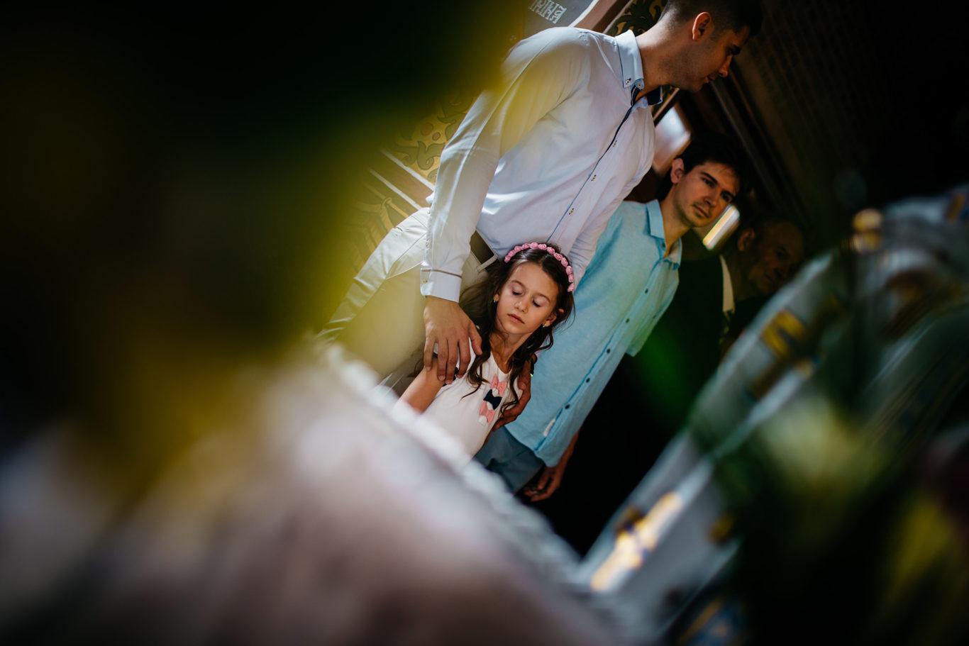 Fotoreportaj de botez - restaurant Amvrosia - fotograf Ciprian Dumitrescu