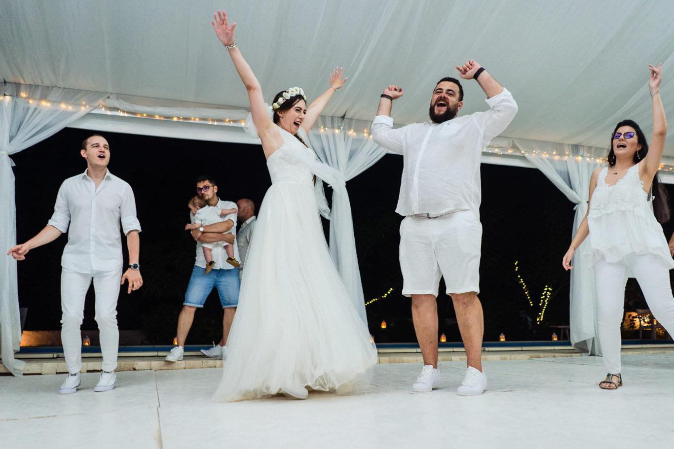 Nunta pe plaja @ Olimp | fotograf nunta Ciprian Dumitrescu