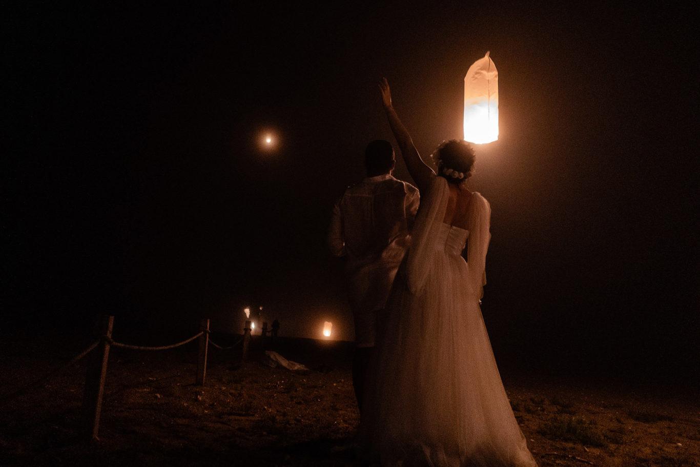 Noaptea nuntii pe plaja| fotograf nunta Ciprian Dumitrescu