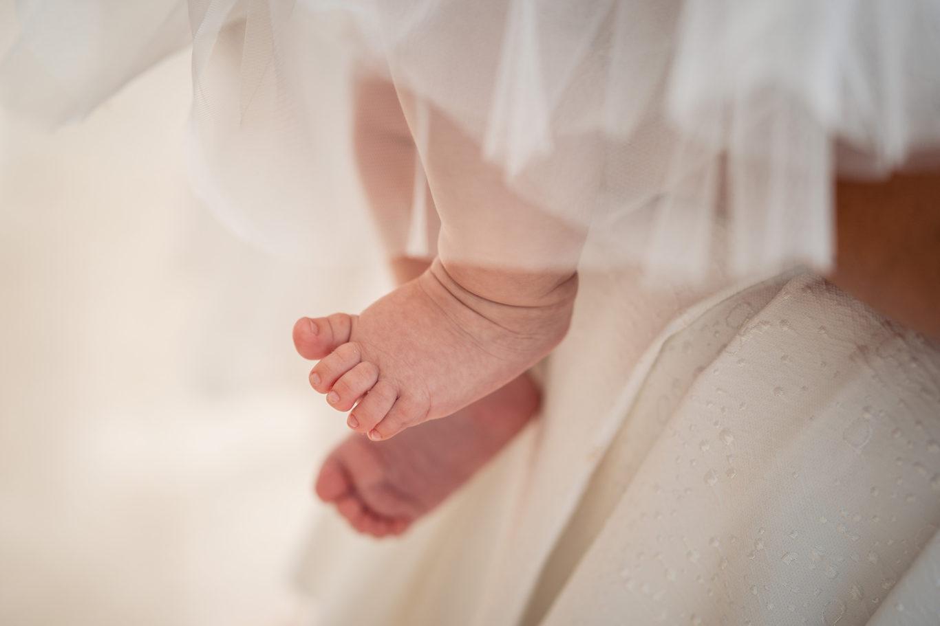 Picioruse de bebe!