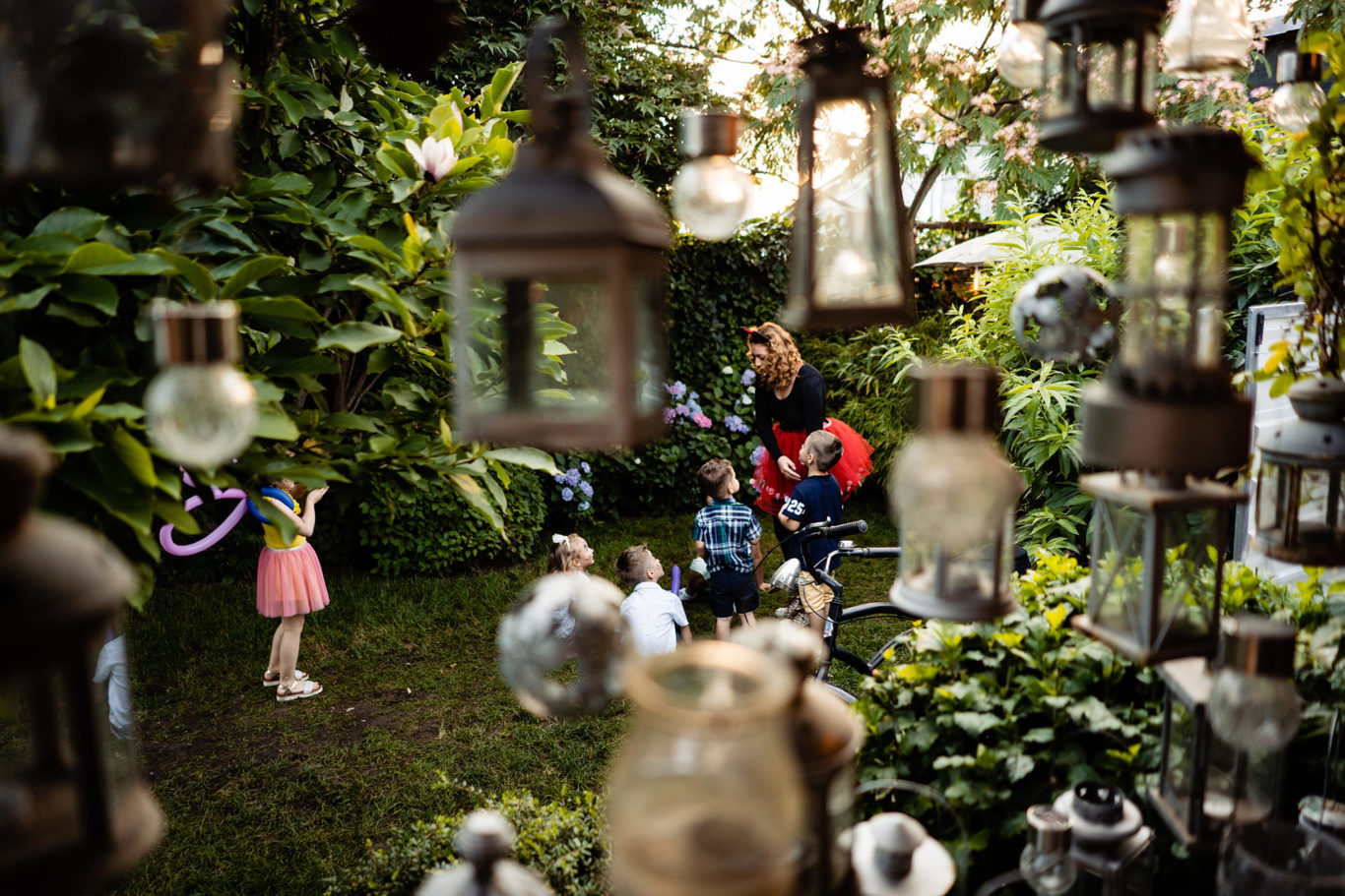 Garden fun - foto Ciprian Dumitrescu